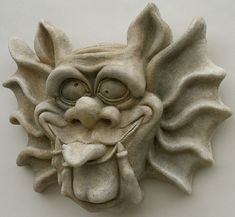 Have a look at this Gargoyle Goofy Gary page from the Gargoyle Ornaments department at Marble Inspiration