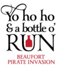 """<p>The """"Yo, Ho, Ho and a bottle of Run"""" is a fundraiser hosted by and to benefit the Beaufort Pirate Invasion. Held on Saturday, August 12, 2017, this event attracts participants of all ages to run, walk, swagger or jog along the downtown waterfront for this fun and scenic event.</p> <p>Registration opens at 7:00 am. At 7:30 a fitness coach will lead participants in a warm up session. At 8:00 am, cannon fire will resonate through Beaufort marking the..."""