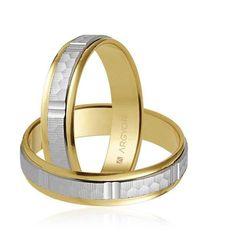 Alianzas de boda Oro Ley bicolor Argyor ref. Shoes, Wedding Band Rings, Gold, Couples, Zapatos, Shoes Outlet, Footwear, Shoe