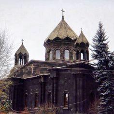 Old Church in Gyumri  , Armenia