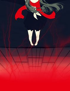I am ready by yuenny on DeviantArt Anime Fairy, Sad Anime, Manga Anime, Kagerou Project, Ayano Tateyama, Gothic Anime, Popular Anime, Vocaloid, Art Girl