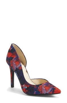 Jessica Simpson 'Claudette' Pump available at #Nordstrom