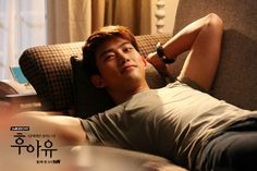 "Taecyeon ""Who are you"""