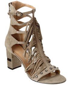 STUART WEITZMAN STUART WEITZMAN RAGDOLL SUEDE SANDAL'. #stuartweitzman #shoes #sandals