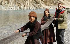 Gilbert Montagné au Zanskar