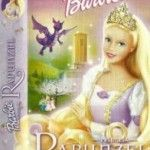 Filme da Barbie Princesa Rapunzel