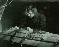 Willie Loomis frees the vampire, and thus it begins.-Dark Shadows hey thanks Willie!!