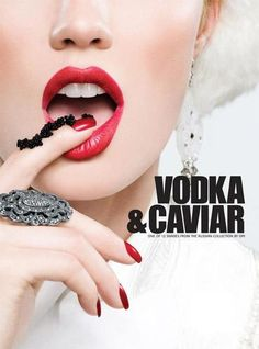 Vodka & caviar by OPI