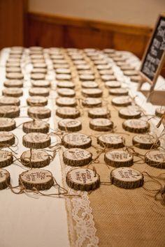 Fall New England Farm Wedding Wood Place cards Barn Wedding Venue, Wedding Seating, Farm Wedding, Rustic Wedding, Dream Wedding, Wedding Ideas, Wedding Tables, Wedding Receptions, Wedding Decor