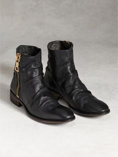Richards Sharpei Boot - John Varvatos