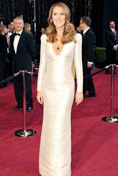 buy celine dions white dress