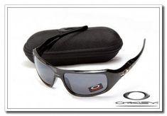 Oakley c six sunglasses polished black / black iridium