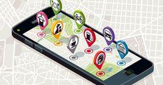 Artigo sobre as oportunidades que a geolocalização oferece à jornada do consumidor