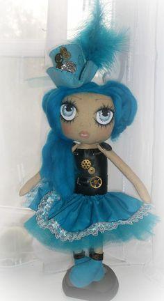 my steampunk doll