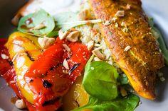 Kurkuma kip couscous Jamie Oliver superfood