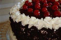 Easy Dessert Recipe for Black Forest Cake