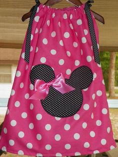 MINNIE MOUSE PARTY OUTFIT FOR ALLI