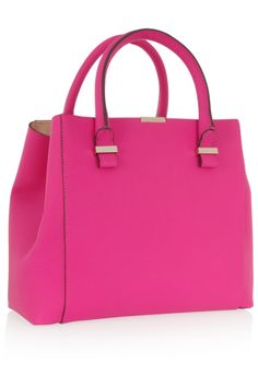 Victoria Beckham | Quincy leather tote | NET-A-PORTER.COM