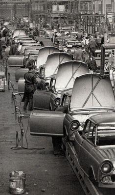 Chaine de montage DKW