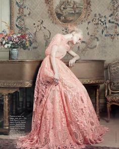Ladies Only | Anne Sophie Monrad | Marianna Sanvito  #photography | Elle Russia April 2012 | http://www.mariannasanvito.com/