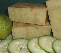 Chagrin Valley Soap - Cucumber Lime Yogurt