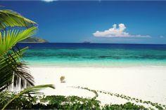 Beach living at Matamanoa Island Resort #fiji #happiness