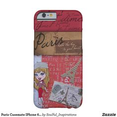 Paris Casemate IPhone 6 Case