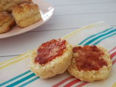 This 3 ingredient Lemonade Scone recipe is seriously simple and gives you soft and fluffy scones - what more could you ask for?!