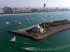 Racing in Abu Dhabi