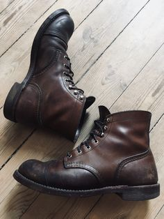 RWIR 8111 Red Wing Iron Ranger, Dr. Martens, Combat Boots, Shoes, Fashion, Moda, Zapatos, Shoes Outlet, Fashion Styles