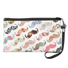 >>>The best place          	Funny Girly  Colorful Patterns Mustaches Wristlet Purses           	Funny Girly  Colorful Patterns Mustaches Wristlet Purses today price drop and special promotion. Get The best buyHow to          	Funny Girly  Colorful Patterns Mustaches Wristlet Purses Review on t...Cleck Hot Deals >>> http://www.zazzle.com/funny_girly_colorful_patterns_mustaches_bag-223009451630512269?rf=238627982471231924&zbar=1&tc=terrest