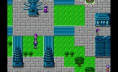 Play Phantasy Star II + Gameplay Preview