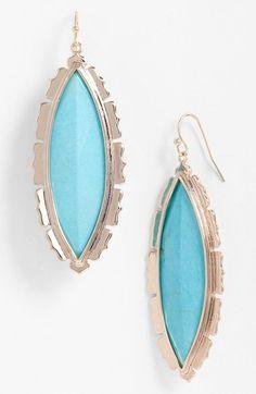 Kendra Scott 'Joelle' Earrings available at #Nordstrom