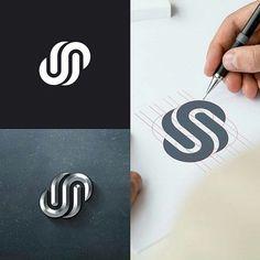 provide design modern logo for your brand - Logos Typography Logo, Logo Branding, Branding Design, Font Logo, Symbol Logo, Brand Logo Design, Design Logos, Symbol Design, Logo Inspiration