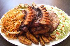 Hungarian Cuisine, Hungarian Recipes, Italian Recipes, Hungarian Food, Shrimp Recipes Easy, Meat Recipes, Cooking Recipes, Healthy Recipes, Eastern European Recipes
