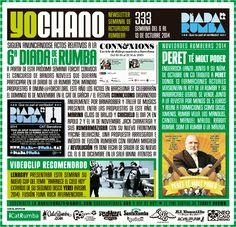 YOCHANO nº333 ~ SANT GAUDENCI Rumba Catalana