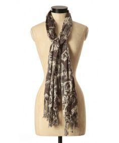 Kismet vintage rose scarf