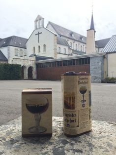 Rochefort Brewery at the Abbaye Notre-Dame de Saint-Remy http://ourtastytravels.com/blog/beer-travel-drinking-beer-source/ #beer