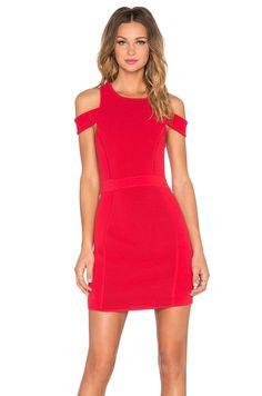 RevolveClothing Parker Boomerang Knit Dress in Poinsettia $298