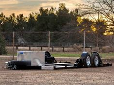 Invention Of The Day! – For The Lovers Of Low Cars Comes The Airbagged Trailer!