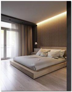 24 Stunning Minimalist Modern Master Bedroom Design Best Ideas ⋆ All About Home Decor Modern Minimalist Bedroom, Modern Master Bedroom, Minimalist Furniture, Modern Bedroom Design, Master Bedroom Design, Trendy Bedroom, Home Decor Bedroom, Minimalist Kitchen, Minimalist Interior