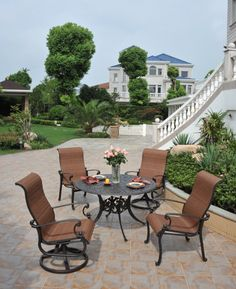24 best hanamint patio furniture images in 2013 lawn furniture rh pinterest com