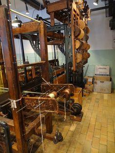 K L E U R R I J K: Bezoek aan het TextielMuseum in Tilburg : TextielLab > passement