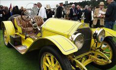 1914 Stutz Series E Bearcat #cars #Stutz