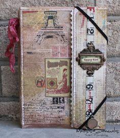 Gypsy Journals Portfolio - 7 Gypsies: Lille - by Melissa Samuels