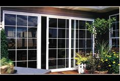 Vinyl Sliding Glass Doors modern screen doors