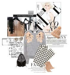"""""""Winter nude."""" by sa3ina ❤ liked on Polyvore featuring 3.1 Phillip Lim, Jimmy Choo, Rebecca Minkoff, Miu Miu, women's clothing, women's fashion, women, female, woman and misses"""