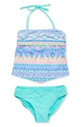 Gossip Girl 'Sundown' Two-Piece Swimsuit (Big Girls)