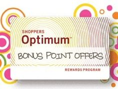 Shoppers Optimum Points Coupons & Offers via MrsJanuary.com #extremecouponing
