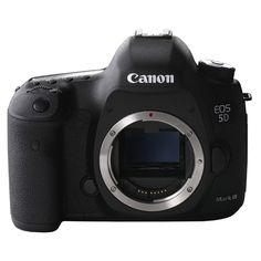 Canon EOS 5 d Mark III – Camera